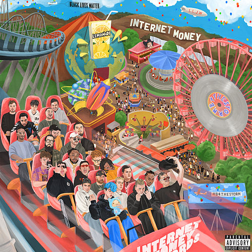 B4 The Storm (Complete Edition) by Internet Money