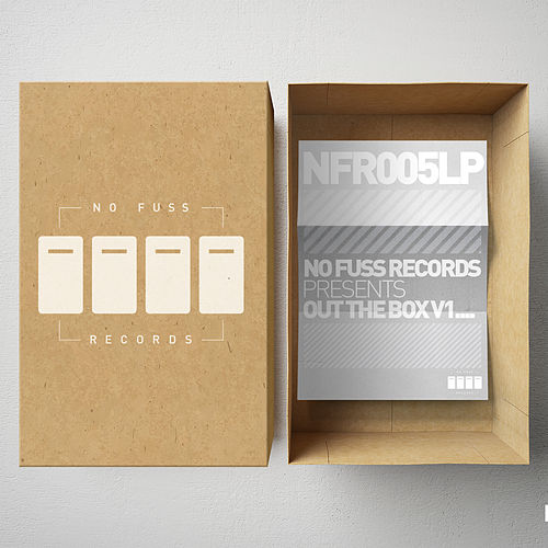 No Fuss Records Presents Out The Box v1 von Various Artists
