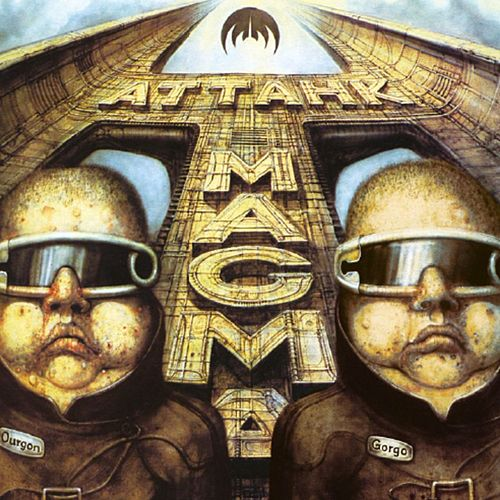 Attahk (Remastered) de Magma