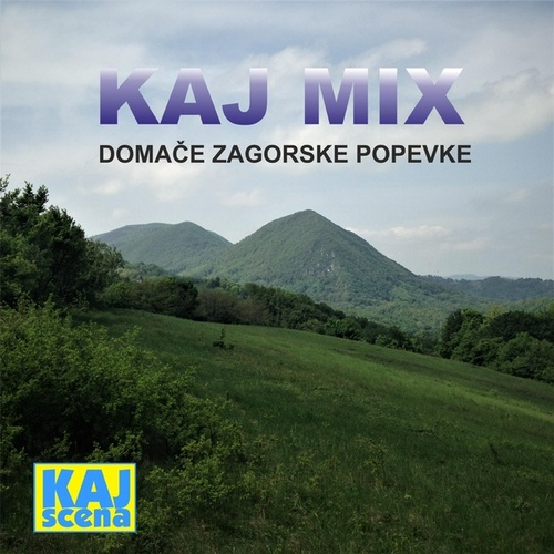 KAJ MIX (autor Boris Pavleković) by Various Artists