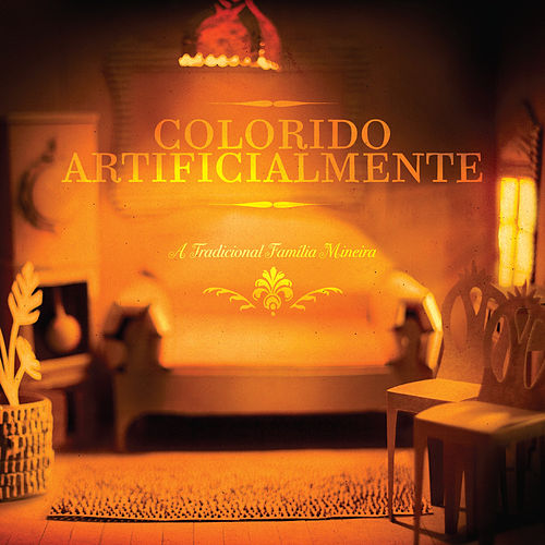 A Tradicional Família Mineira de Colorido Artificialmente