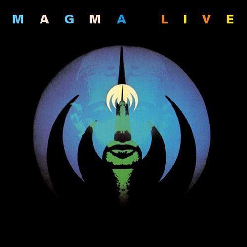 Live (Remastered) de Magma