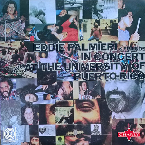 Live in Concert at the University of Puerto Rico, 1971 de Eddie Palmieri