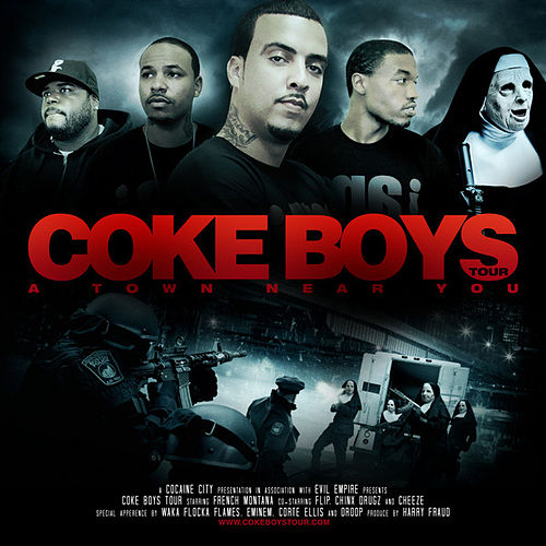 Coke Boys Tour von French Montana
