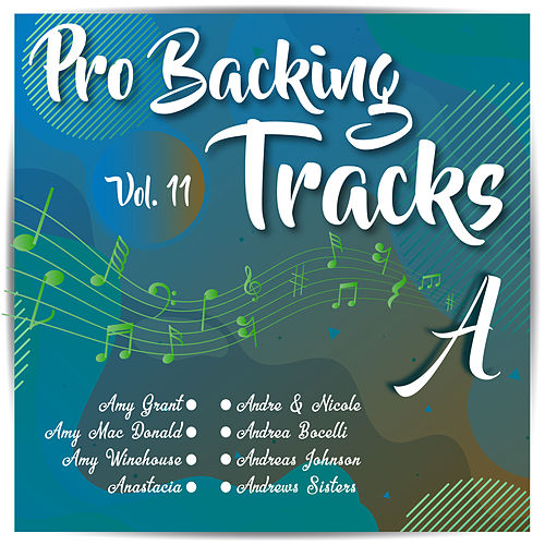 Pro Backing Tracks A Vol.11 by Pop Music Workshop