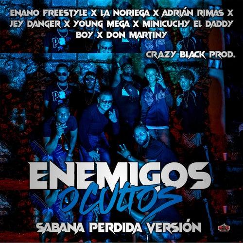 Enemigos Ocultos Sabana Perdida Version von Crazy Black