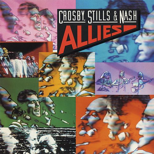 Allies de Crosby, Stills and Nash