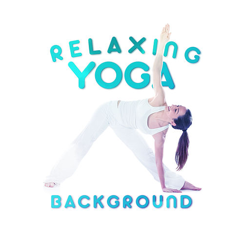 Relaxing Yoga Background von Yoga