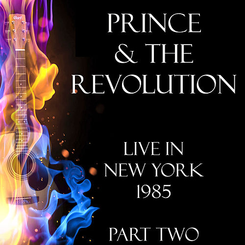 Live in New York 1985 Part Two (Live) de Prince