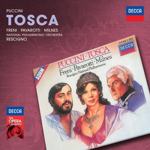Puccini: Tosca by Mirella Freni