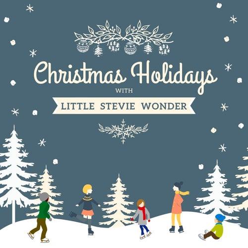 Christmas Holidays with Little Stevie Wonder de Stevie Wonder