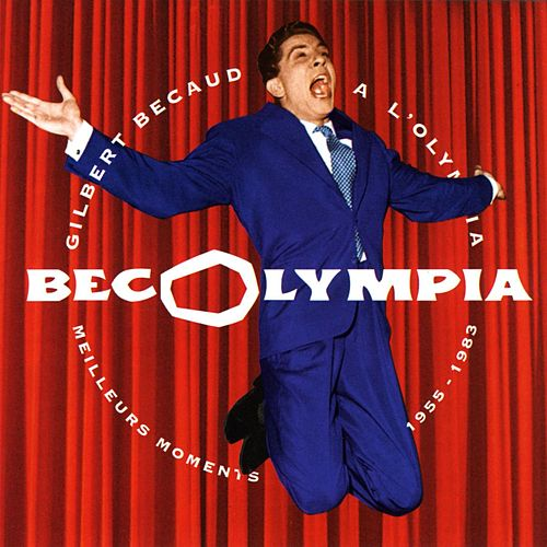 Becolympia von Gilbert Becaud