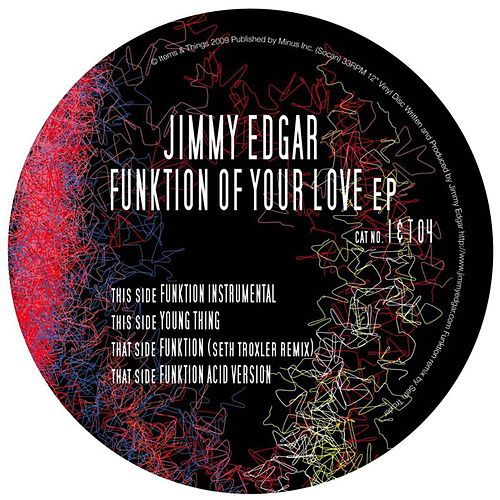 Funktion EP de Jimmy Edgar