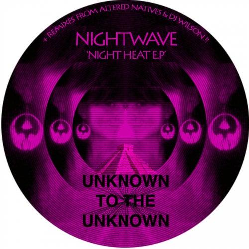 Night Heat EP by Nightwave