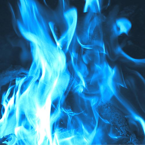 Cold Blue Flame by Calico's Gambit