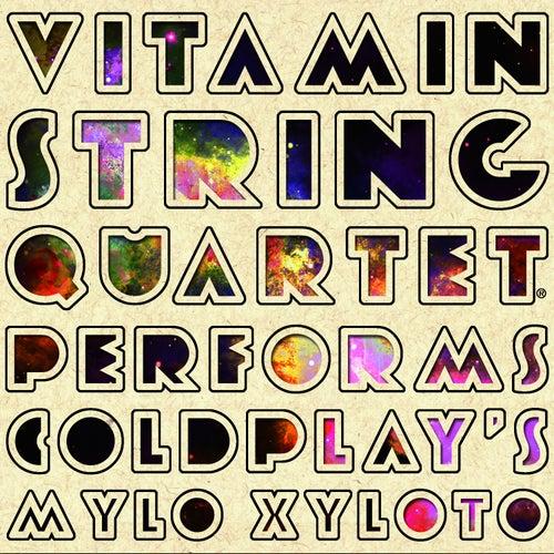 Vitamin String Quartet Performs Coldplay's Mylo Xyloto de Vitamin String Quartet
