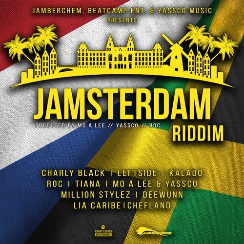 Jamsterdam Riddim von Various Artists