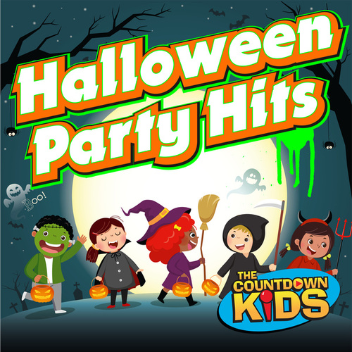 Halloween Party Hits von The Countdown Kids