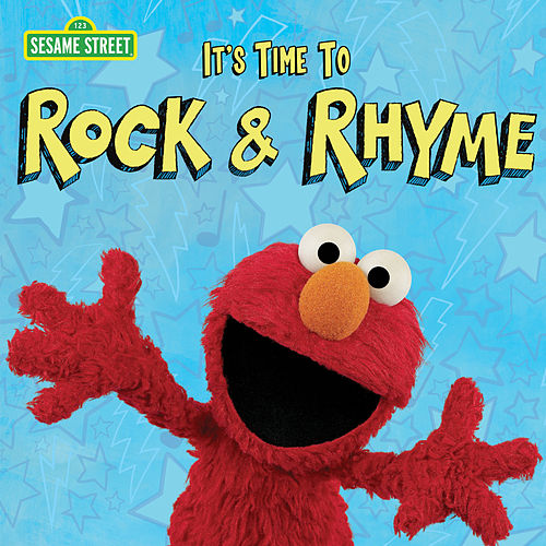 It's Time to Rock & Rhyme by Sesame Street
