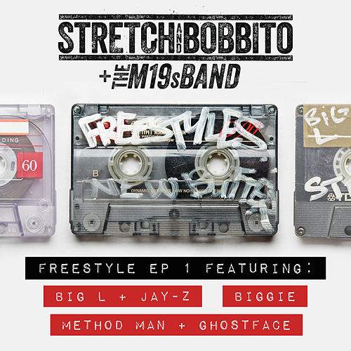 Freestyle EP 1 von Stretch and Bobbito