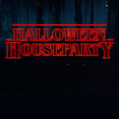 Halloween House Party by Various Artists