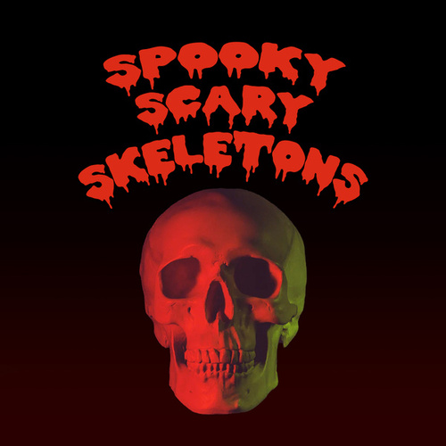 Spooky Scary Skeletons von Various Artists
