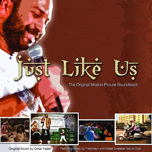 Just Like Us (Original Motion Picture Soundtrack) de Various Artists