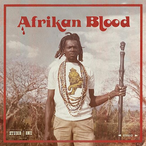 Afrikan Blood by Various Artists