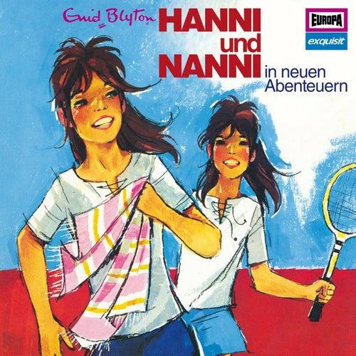 Klassiker 3 - 1972  Hanni und Nanni in neuen Abenteuern von Hanni und Nanni