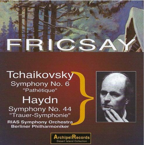 Haydn: Symphony No. 44 in E Minor - Tchaikovsky: Symphony No. 6 in B Minor von RIAS Symphony Orchestra