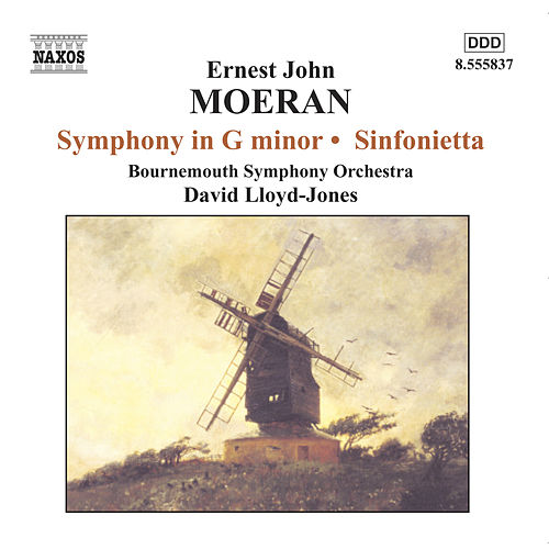 Moeran: Symphony in G Minor /  Sinfonietta by David Lloyd-Jones