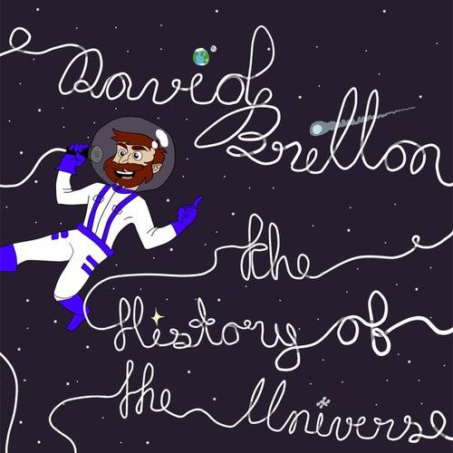 The History of the Universe de David Britton