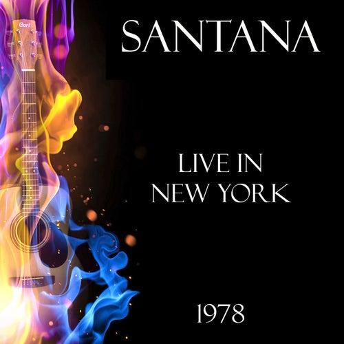Live in New York 1978 (Live) von Santana