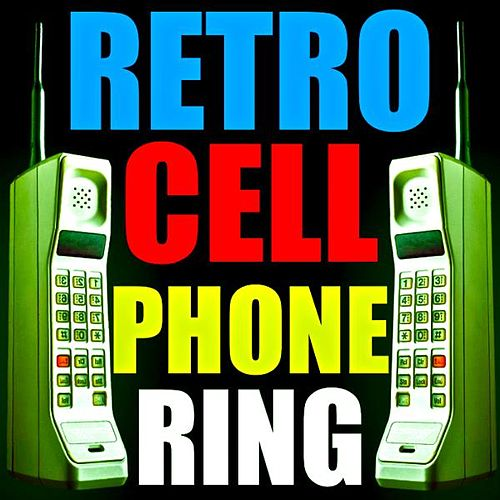 Retro Cell Phone Ringtone 90s Mobile Telephone    by Zap