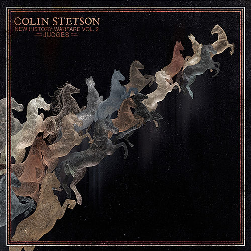 New History Warfare Vol. 2: Judges by Colin Stetson