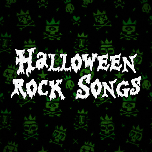 Halloween Rock Songs by Various Artists