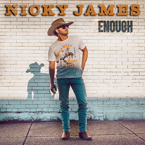 Enough by Nicky James