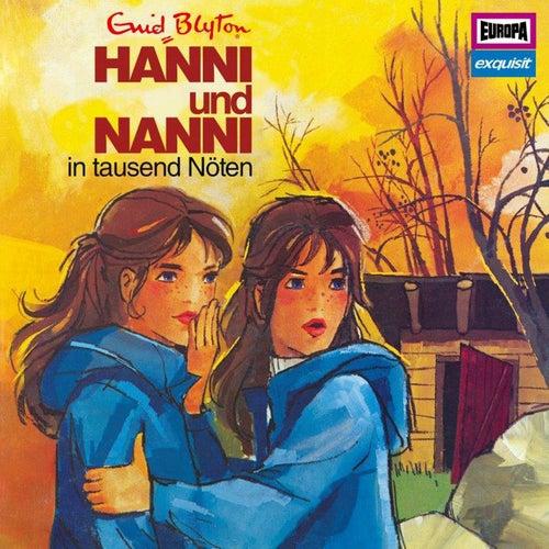 Klassiker 9 - 1976 Hanni und Nanni in tausend Nöten von Hanni und Nanni