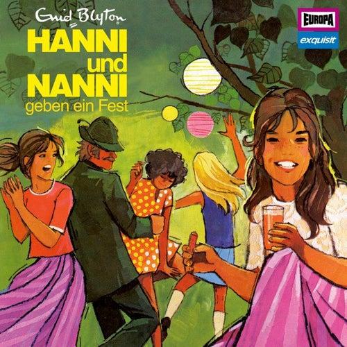 Klassiker 11 - 1976 Hanni und Nanni geben ein Fest von Hanni und Nanni