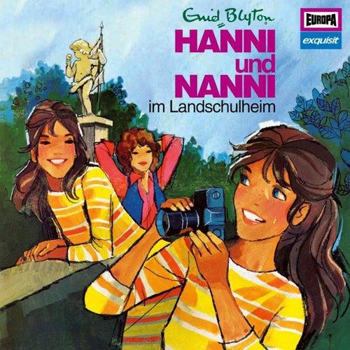 Klassiker 12 - 1976 Hanni und Nanni im Landschulheim von Hanni und Nanni