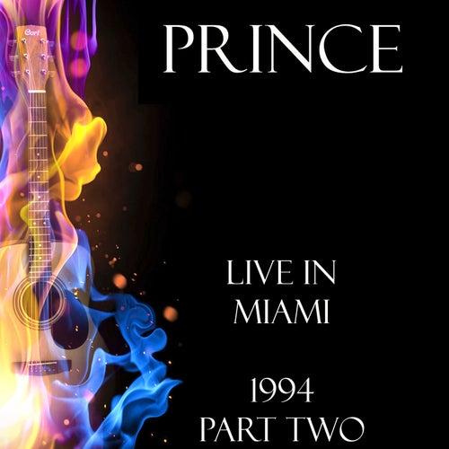 Live in Miami Part Two (Live) de Prince