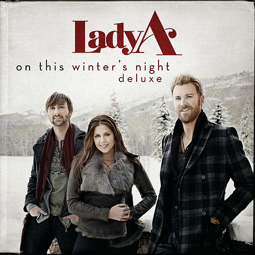 On This Winter's Night (Deluxe) by Lady A