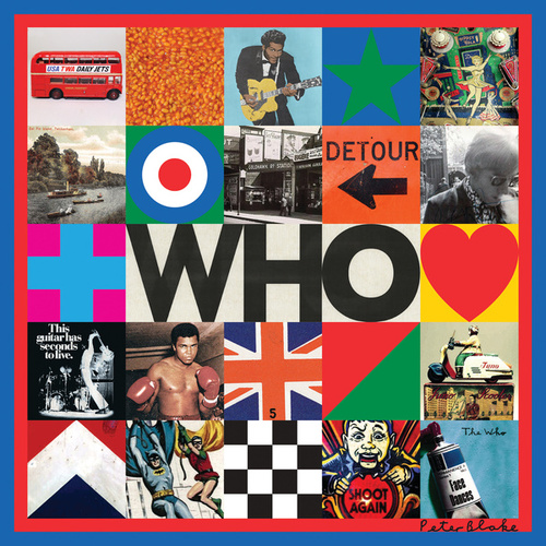 WHO (Deluxe & Live At Kingston) by The Who