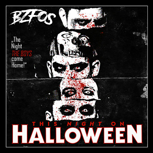 This Night on Halloween by Bloodsucking Zombies from outer Space