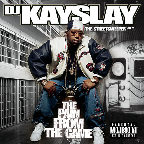 The Streetsweeper Vol. 2 - The Pain From The Game de DJ Kayslay