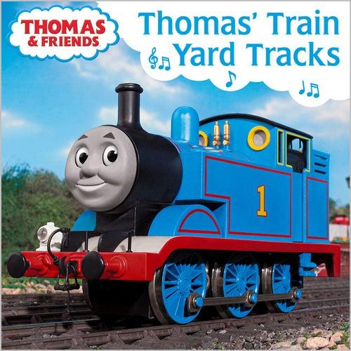Thomas' Train Yard Tracks by Thomas & Friends