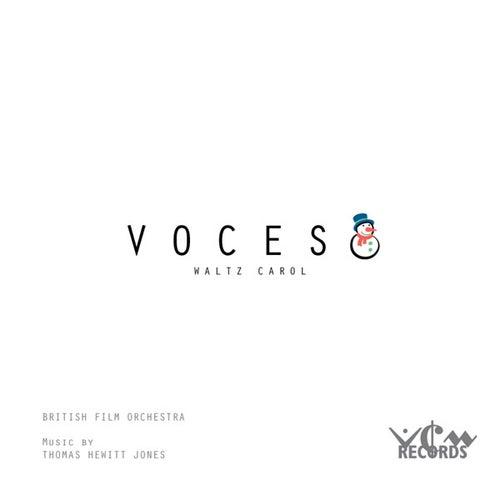 Waltz Carol (feat. British Film Orchestra) de Voces8