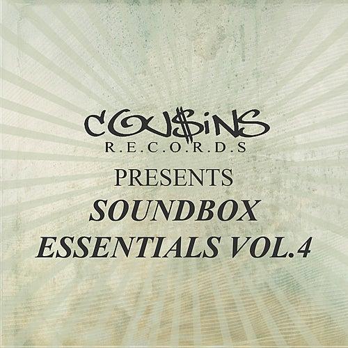 Cousins Presents Sound Box Essentials Vol.4 de Various Artists