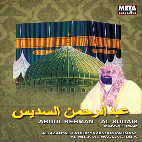 Abdul Rehman Al Sudais van Abdul Rahman Al Sudais