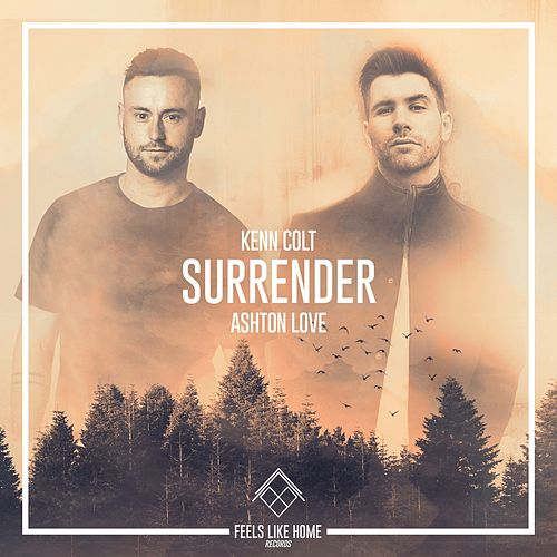 Surrender by Ashton Love Kenn Colt